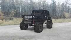 Jeep Wrangler (TJ) custom pour MudRunner