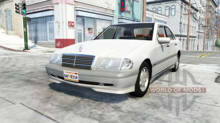 Mercedes-Benz C 200 (W202) pour BeamNG Drive