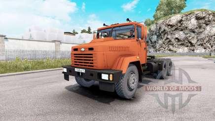KRAZ 64431 für Euro Truck Simulator 2