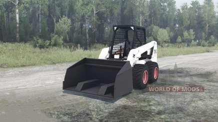 Bobcat S160 für MudRunner