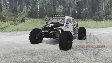 Volkswagen Beetle PreRunner pour MudRunner