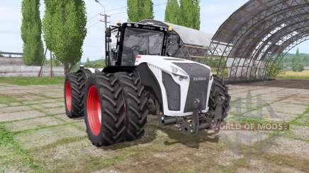 CLAAS Xerion 4000 v6.0 pour Farming Simulator 2017