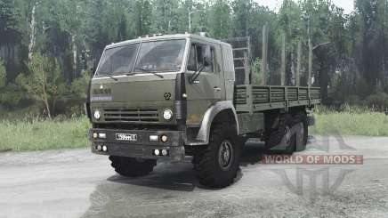 KamAZ 5320 für MudRunner