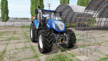 New Holland T7.315 BluePower für Farming Simulator 2017