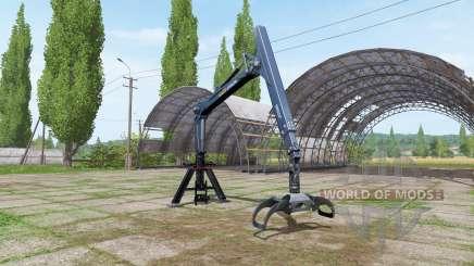 Palfinger Epsilon M80F v1.4 für Farming Simulator 2017
