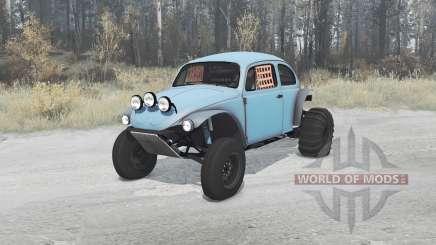 Volkswagen Beetle 1968 PreRunner pour MudRunner