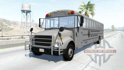 Dansworth D1500 (Type-C) state prison bus pour BeamNG Drive