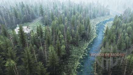 Fluss für MudRunner