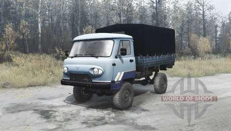 UAZ 33036 pour Spintires MudRunner