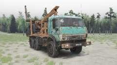 KamAZ-53504 v1.Trois