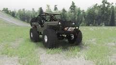 Jeep Willys MB custom