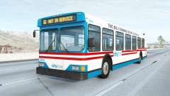 Wentward DT40L Belasco City v2.1 pour BeamNG Drive