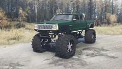 Jeep Comanche monster