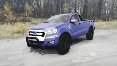 Ford Ranger Single Cab 2016 v2.0
