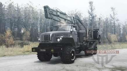 Ural 4320-60 für MudRunner