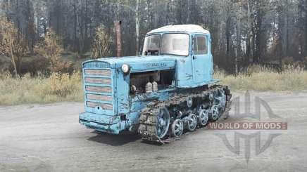 DT 75M Kazakhstan pour MudRunner
