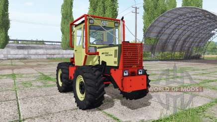 Mercedes-Benz Trac 900 Turbo forest pour Farming Simulator 2017
