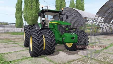 John Deere 6230R für Farming Simulator 2017