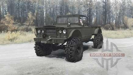 Kaiser Jeep M715 pour MudRunner