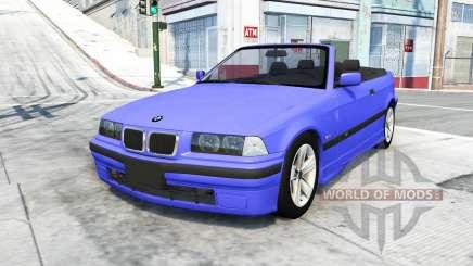 BMW M3 cabrio (E36) 1994 pour BeamNG Drive
