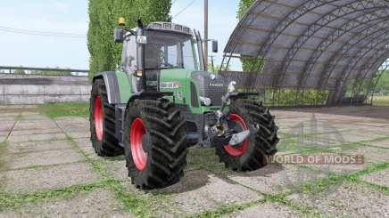 Fendt 820 Vario TMS v1.4 pour Farming Simulator 2017