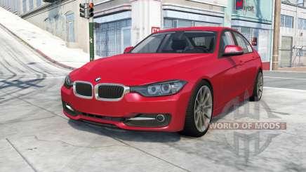BMW 335i sedan Sport Line (F30) 2012 pour BeamNG Drive