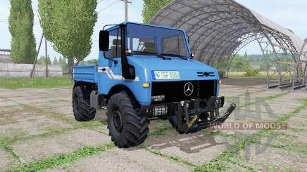 Mercedes-Benz Unimog U1600 v1.3 für Farming Simulator 2017