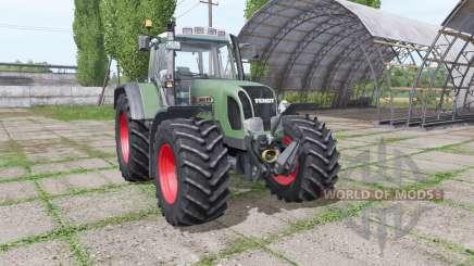 Fendt Favorit 916 v1.2.1 pour Farming Simulator 2017
