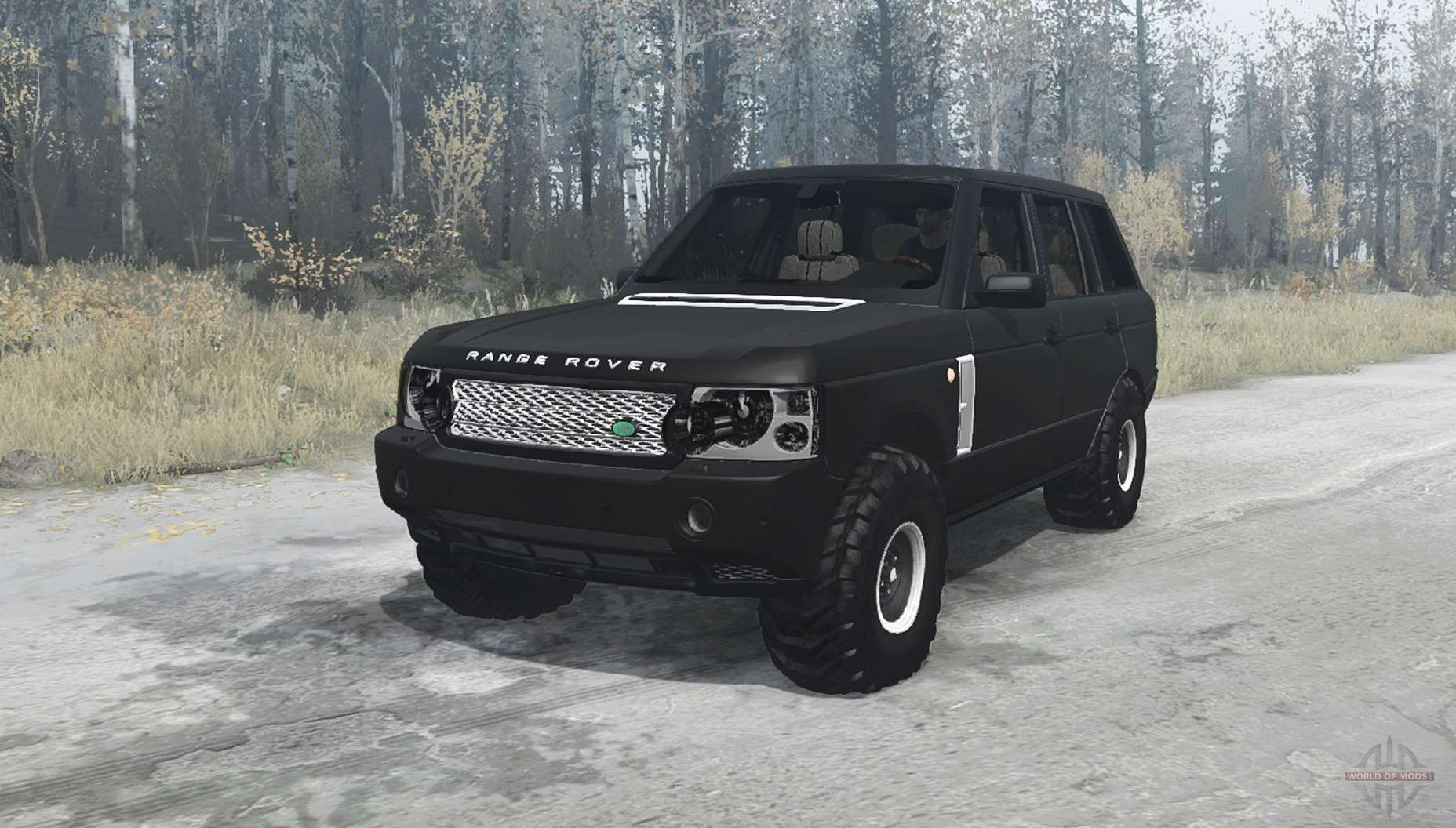Land Rover Range Rover Supercharged L322 2005 Für Mudrunner