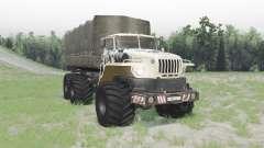 Ural-4320 Polarforscher