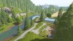 Goldcrest Mountains v3.0 für Farming Simulator 2017