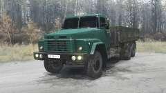 KrAZ 260 G v1.1 für MudRunner