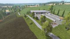 Thuringer Oberland v1.1 für Farming Simulator 2017