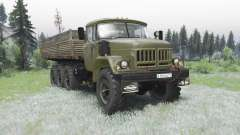 ZIL 131 8x8 für Spin Tires