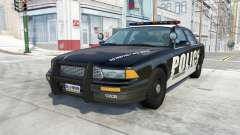 Gavril Grand Marshall Police Interceptor für BeamNG Drive