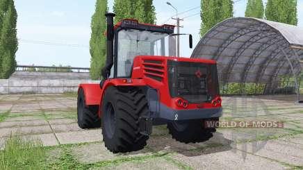 Kirovets K 744Р4 v2.6 für Farming Simulator 2017
