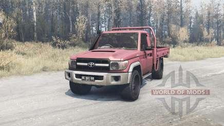 Toyota Land Cruiser 70 (J79) pour MudRunner