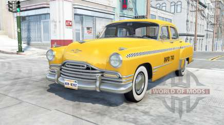 Burnside Special Taxi v1.041 pour BeamNG Drive