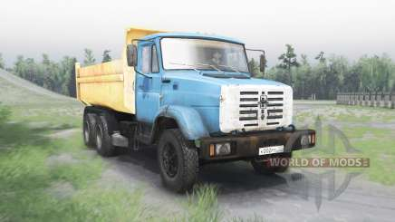 ZIL 4514 1993 pour Spin Tires