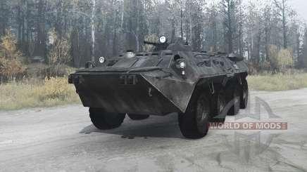 BTR-80 (GAZ 5903) pour MudRunner