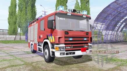 Scania 94D 260 autopompe belge für Farming Simulator 2017
