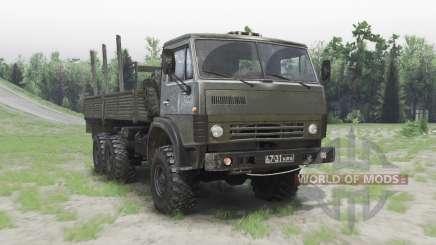 KamAZ 43101 für Spin Tires