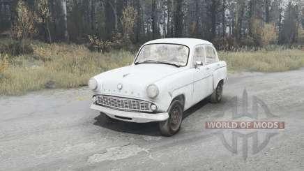 Moskwitsch 407 1958 für MudRunner