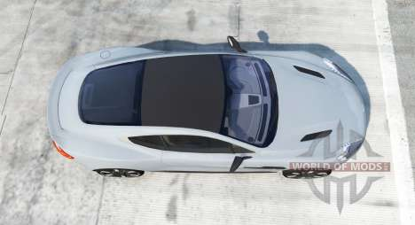 Aston Martin Vanquish 2013 pour BeamNG Drive