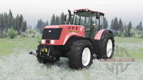 La biélorussie 3022ДЦ.1 pour Spin Tires