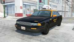 Gavril Grand Marshall Belasco Taxi für BeamNG Drive