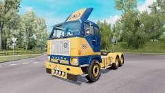 Volvo F88 6x4 tractor 1965