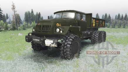 ZIL 131 Balda pour Spin Tires