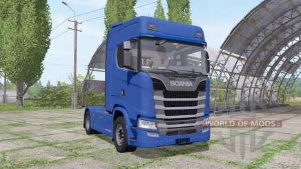 Scania S 520 v2.0 für Farming Simulator 2017