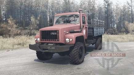 Le GAZ 3308 Sadko pour MudRunner